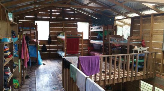 Bolivia-Dormitory_inside
